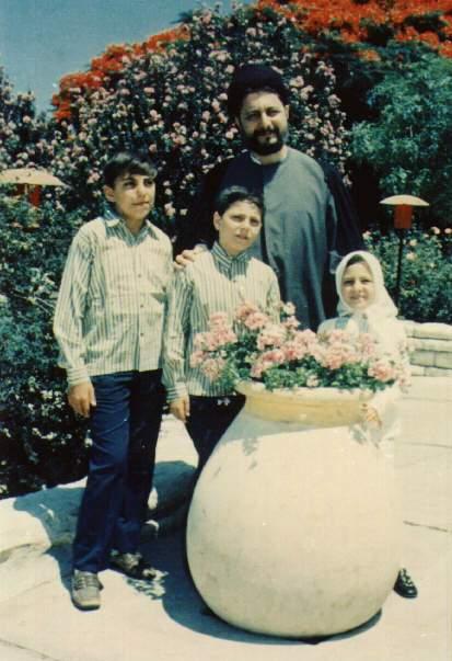 حورا، حمید ، صدرالدین و پدر
